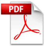 Icone document pdf